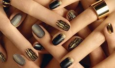 Tira fuori le unghie * Saca las uñas   Cristina Mancort