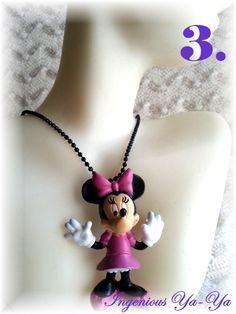 Kawaii kitsch Chunky Style Cute Kitty /Mouse Ball by 2INGENIOUS, $9.98