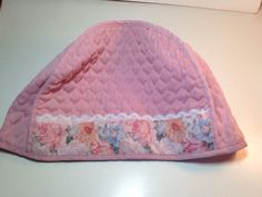 Vintage Appliance Cover Pink Floral Pattern Toaster in Collectibles, Linens & Textiles (1930-Now), Kitchen Textiles | eBay