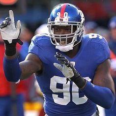 Jason Pierre Paul-JPP!!!  (NY Giants)