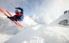 WALLPAPERS HD: Snow Skiing