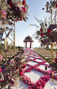 These 8 wedding aisle décor ideas are sure to give you a walk to remember. Click through to PartySlate to read more. #weddingaisle #weddingideas #weddinginspo Wedding Aisle Decorations, Wedding Aisles, Duke Images, Walk To Remember, Outdoor Ceremony, California Wedding, Event Decor, Wedding Season, Event Design