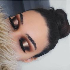 Gorgeous Makeup: Tips and Tricks With Eye Makeup and Eyeshadow – Makeup Design Ideas Glam Makeup, Cute Makeup, Gorgeous Makeup, Skin Makeup, Easy Makeup, Dead Gorgeous, Beauty Make-up, Beauty Hacks, Hair Beauty