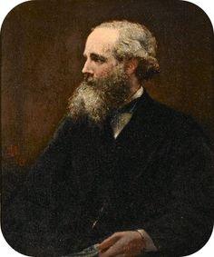 James Clerk Maxwell, creador de la teoría electromagnética