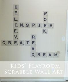 DIY Wall Art – 16 Innovative Wall Decorations