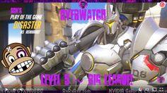 :D #OVERWATCH   LEVEL 5 ~ BIG LEAGUE! - RaRaRax#R3KTgaming