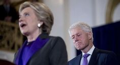 an investigation into bill and hillary clinton reveals charity fraud