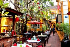 ベトナム旅行をさらに素敵に!ハノイ&ホーチミンのおしゃれレストラン3選