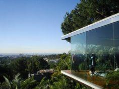 Sheats Goldstein House  John Lautner. Beverly Hills, CA  1961-63