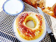 Blog de cuina de la dolorss: Tortell de Sant Antoni