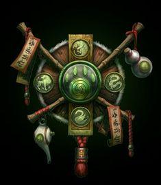 Monk crest world of warcraft
