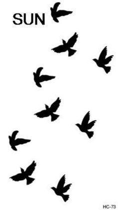micro tattoos bird wrist - Google-Suche