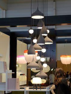 lights at Maison et Objet Jan 2013