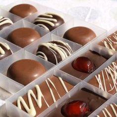 Homemade Chocolate Gifts | Through The Magic Door