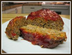 Glazed Meat Loaf | Recipe | Meatloaf Recipes, Martha Stewart and Glaze