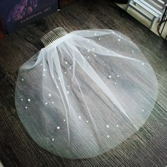 Bridal Elegant Veil Pearl Cover Face Hair Accessories Hat Gauze Veil Headdress Hair Bands is cheap, see other hair accessories on NewChic. Wedding Favors, Wedding Events, Wedding Decorations, Headdress, Headpiece, Wedding Accessories, Hair Accessories, Hair Bands, Face Hair