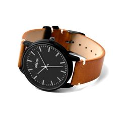 Men's Zapf Watch Tan Leather