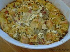 easy holiday breakfast recipes, make ahead breakfast casseroles, breakfast casseroles