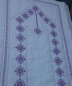 Embroidery, cross stitch, , تطريز