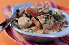 Slimming World chicken and tarragon fricassee recipe - goodtoknow