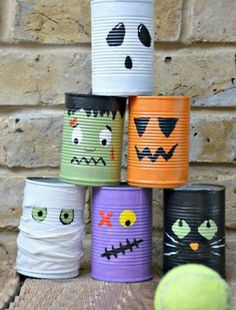Top 10 Ways To Recycle and Reuse Tin Cans - Paperblog