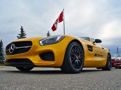 Mercedes-Benz Performance Driving Academy in Calgary