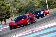 Gallery: Ferrari Racing Days 2015 at Paul Ricard - Motorward