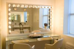 Umkleideraum - Wedding Home Decoration Dressing Room Design, Dressing Rooms, Hollywood Mirror, Hollywood Glamour, Soho House, Glam Room, Changing Room, My Room, Room Inspiration