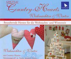 Acufactum - Country-Hearts Weihnachten und Winter