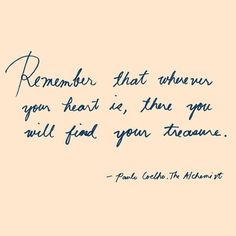 Paulo Coelho has all the answers, and in The Alchemist he shows us how to conquer our goals. 1. Photo Credit: Battler / Pinterest Time to pack my bags! 2. Photo Credit: Rosemary / Pinterest The law of attraction is in my favor. Yasss! 3. Photo Credit: Lorie Baxter / Pinterest Obstacles in the way of my…