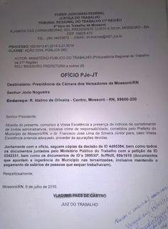 RN POLITICA EM DIA: JUSTIÇA APONTA INDÍCIOS DE ILÍCITOS ADMINISTRATIVO...