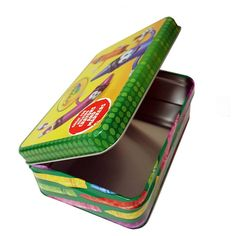 Image 2 of Crayon Holder, Mini Craft, Crayons, Coco, Tin, Craft Supplies, Lunch Box, Pencil, Image