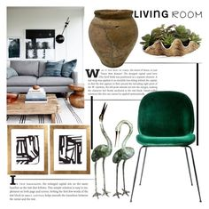 """""""Living room"""" by katerin4e-d ❤ liked on Polyvore featuring interior, interiors, interior design, home, home decor, interior decorating, living room, livingroom, interiordesign and homedesign"""