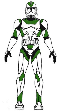 Clone Trooper 7th Star Corps