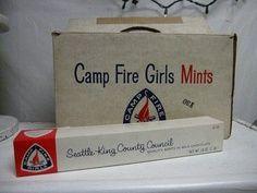 Campfire Girls Bluebirds - Candy & Mints