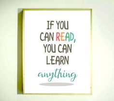 Image result for reading quotes for teachers
