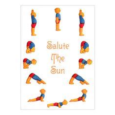 1000 images about sun salutation on pinterest  surya