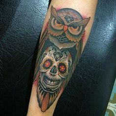 mexican skull tattoos bat tattoos sugar skull tattoos mexican skulls ...
