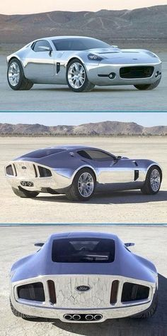 Looks a lot like the Jaguar and the Aston MartinFord Shelby Concept--Nice! Looks a lot like the Jaguar and the Aston Martin Luxury Sports Cars, Shelby Gt 500, Ford Shelby, Ford Mustang, Van 4x4, Chevy, Chevrolet Corvette, Design Autos, F12 Berlinetta