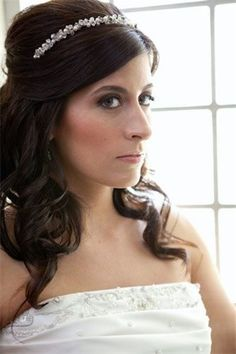 wedding hair half up half down hair bride wedding updo wedding hairstyles