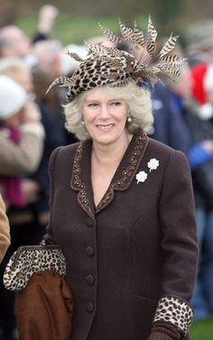 From Princess Diana to the Duchesses: the Royal family's best festive fashion over the years Princess Of Wales, Princess Diana, Christmas Day Outfit, Camilla Duchess Of Cornwall, Royal Christmas, Royal Uk, Camilla Parker Bowles, Elisabeth Ii, Herzog