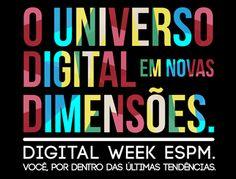 Participe do Digital Week ESPM Internacional. Associado Alumni tem desconto!