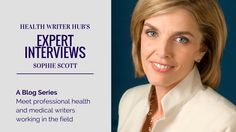 Sophie Scott is an award-winning journalist, presenter, author and public speaker. She is currently the national medical reporter for ABC TV.