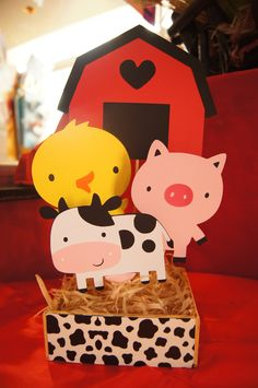 Excited to share this item from my shop: Set of 4 Farm animals centerpices/Farm party/Farm themed birthday party/Barn animal centerpieces sticks/Farm animals decorations/Barnyard Farm Animal Party, Farm Animal Birthday, Barnyard Party, Farm Birthday, 2 Year Old Birthday Party Girl, Boy Birthday Parties, Party Fiesta, Farm Theme, Cookies Et Biscuits