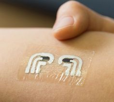 Stick-On Tattoo Measures Blood Sugar Without Needles | Popular Science  Send to Leslie.