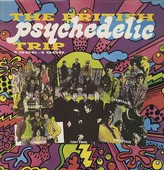 The British Psychedelic Trip 1966-1969 album cover