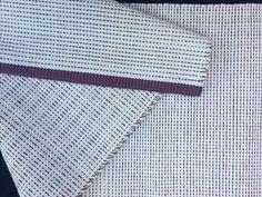 Handwoven cotton rug #annasaarinen Louis Vuitton Damier, Hand Weaving, Shades, Rugs, Pattern, Blog, Cotton, Fashion, Farmhouse Rugs