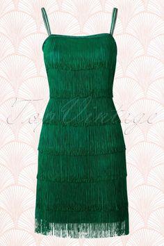 Vintage Chic Flapper Dress Emerald 100 40 15888 20150528 002