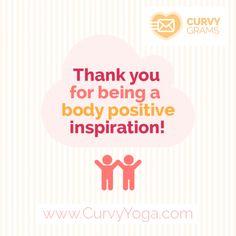 For all the fatpos folks on my inspo board. Fat Yoga, Yoga For All, Love Notes, Yoga Teacher, Just Love, Self Love, Curvy, Positivity, Body Positive
