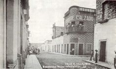 Calle de Jalostotitlan Jalisco Mexico 1